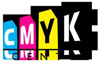 CMYK Логотип